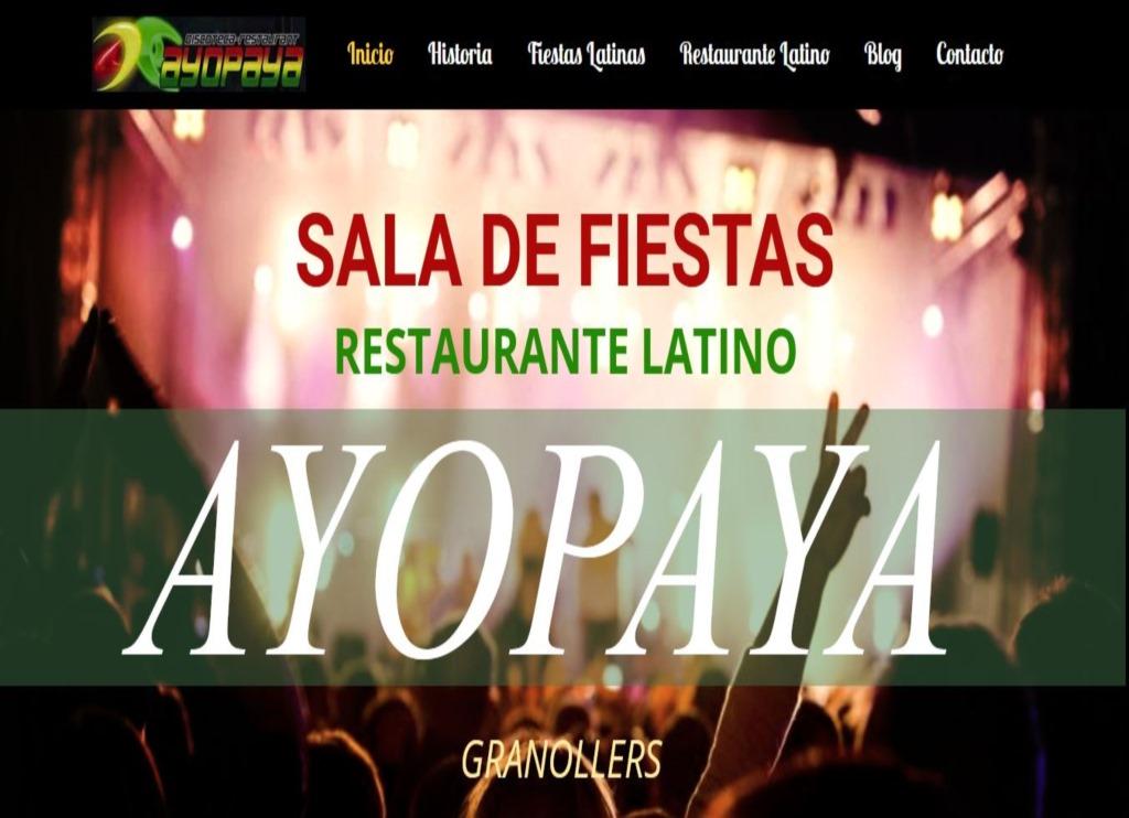 Web Ayopaya